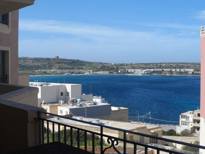 Photo for Luxury Apartment 3 Bed-3 Bathrooms with Balcony, Pool, Seawiew