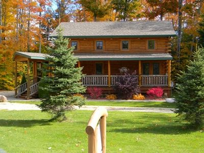 Photo for 2BR Lodge Vacation Rental in McMillan, Michigan