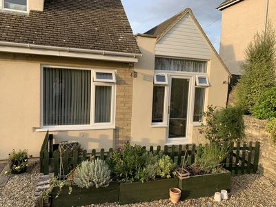 Photo for Bright modern self contained guest suite, Stroud