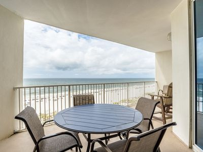Photo for Rejuvenate With Us!  Sugar Sand Beach, Comfy Beds & Amazing 5th Floor Gulf Views