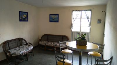 Photo for Nice, simple and comfortable Apartment for up to 7 people, bathrom, wifi, garage