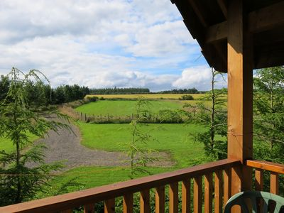 Photo for The Hayloft 1st Floor Studio Apartment, Near Fortrose, Black Isle, Highlands