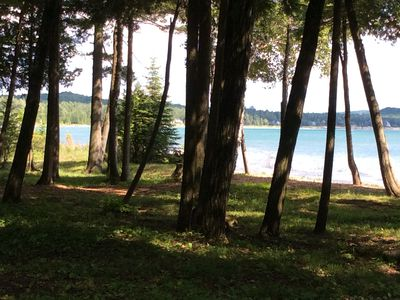 Waterfront  Condo On Little Traverse Bay. Beaches, Pools,Tennis,Near Golf And Sk