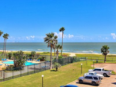 Photo for NEW LISTING! Waterfront condo w/ shared pool, fitness center & beach access