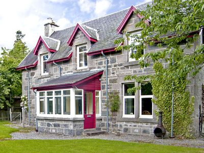 Photo for 3BR Cottage Vacation Rental in Newtonmore