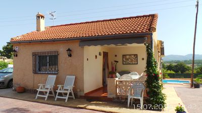 Photo for chalet for 6 people double bed