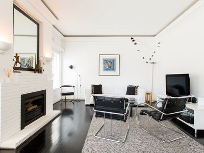Photo for 2BR Apartment Vacation Rental in Bellevue Hill, NSW