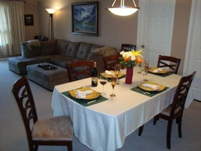 Living roon and Dining room