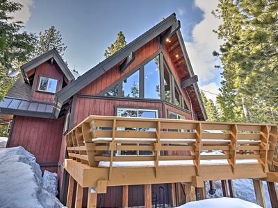 Photo for 3BR Cabin Vacation Rental in Tahoma, California