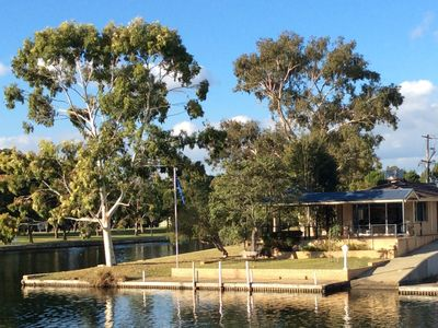 Photo for Yunderup Waterside Retreat - Enjoy relaxing with water views, boating or fishing