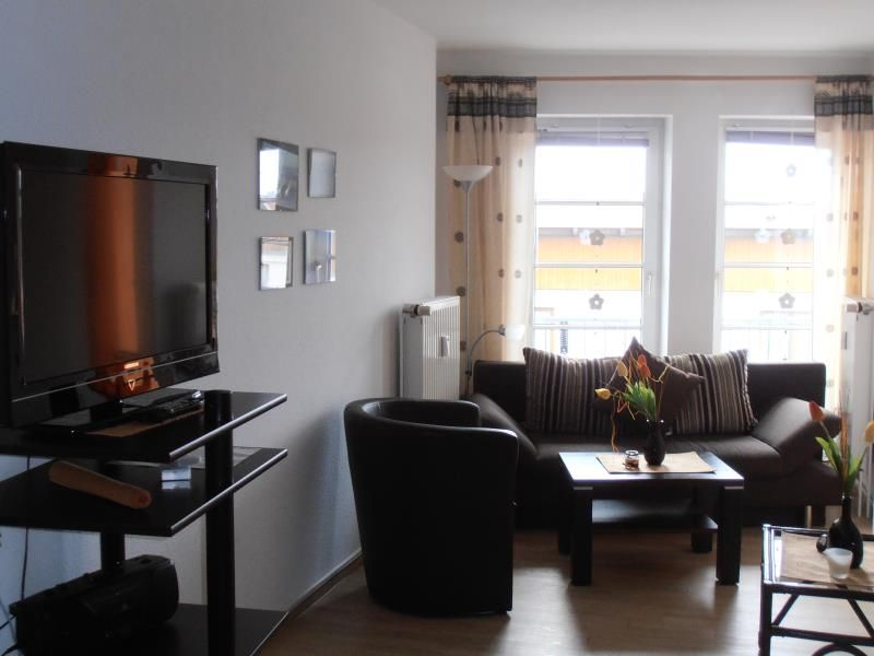 modern furnished 1 2 room non smoking apartment equipped with living