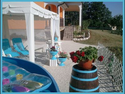 Photo for Vacation home Victory in Sveti Petar u Šumi - 4 persons, 2 bedrooms
