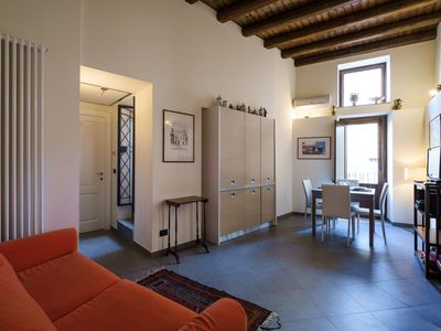 Photo for La casetta al Massimo Beautiful Apartment with Terrace