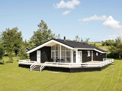 Photo for Modern Holiday Home in Fjerritslev Denmark with Sauna