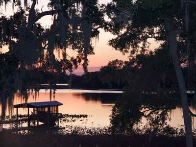 Photo for Artist Dream with 90Ft on Tranquil 1304 Acre Lake Josephine