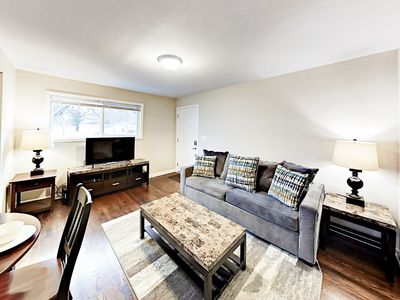 Photo for Newly Updated Condo - 2 Miles to Downtown, Walk to Local Favorites