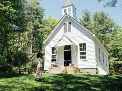 Photo for Architectural Gem In the Heart of the Catskills (Only 2 hours from NYC)