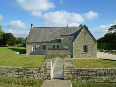 Photo for Rurally located holiday home with large garden and barbecue near Utah Beach