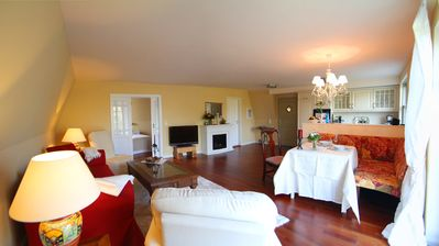 Photo for SpreeDomicil - charming apartment right on the water