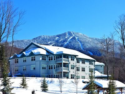 Photo for Three Bedroom Deluxe in Vermont, Smugglers Notch (A508)