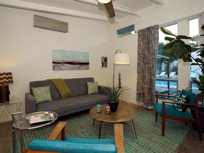 Photo for Spacious Flat @ The Wesley | Pool + Patio & Grill | Sleeps 4! ❤