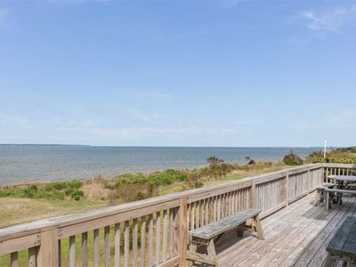 Photo for Bay Meadow 20: Pet friendly, elevator, keyless entry, soundside in Nags Head.