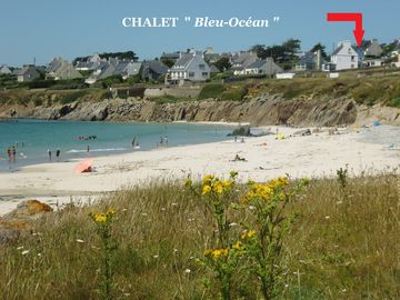 Plouhinec, Finistere, France