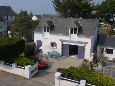Photo for 3km from La Baule 'The house mauve' Batz sur mer