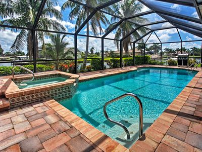 Photo for Newly Renovated 3BR Cape Coral House w/ Pool!
