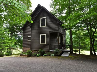 Photo for Bear Haven - Mtn View/Golf Course, 2 bdrm/2 bath, Swimming/Fitness Center, Semi-secluded