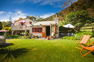 Oariki Coastal Cottage