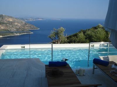 Photo for 1BR Cottage Vacation Rental in Syvota Lefkada