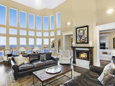 Photo for Waterfront retreat on the Great Peconic Bay