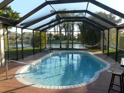 Photo for COMFORTABLE VILLA WITH POOL