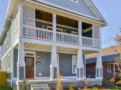 Photo for Brand New 3BR, 2.5BA Nashville Family House - 10 Minutes to Downtown