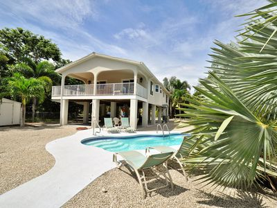 Photo for Awesome boating from this 3/2 pool home on Big Pine Key