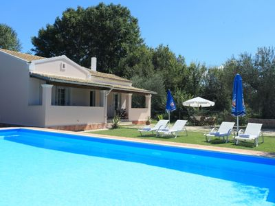 Photo for Vari Estate Ena: High Class Property With 2 Bedrooms And 2 Bathrooms In Total. SharedPool.