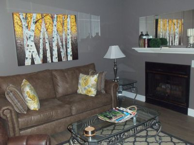 Photo for One Bedroom with Jacuzzi Nestled in the Heart of Gatlinburg (Unit 402)
