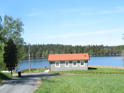 Photo for 3BR Cottage Vacation Rental in Lekeryd