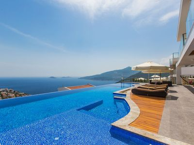 Photo for Villa Myra Duo,A new addition to Kalkan's high-end holiday properties.
