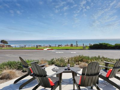Photo for BIG ocean VIEWS - mid-century modern beach house MONTHLY RENTAL ONLY