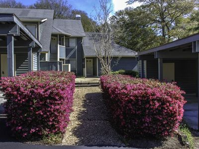 Photo for Cozy, Recently UPGRADED, GROUND-FLOOR 1 Bedroom/1 Bath With PRIVATE CARPORT!