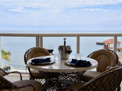 Photo for Wake up BEACHFRONT!!! 1BR/1.5BA NEWEST 3rd Floor Condo at Grand Caribe