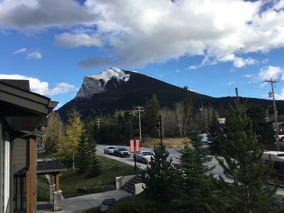 Photo for Sunny, Open Concept, South-facing Suite, Premium Stayz Canmore