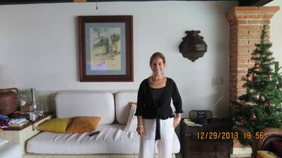 Mary: Villa Gaeta Property Manager