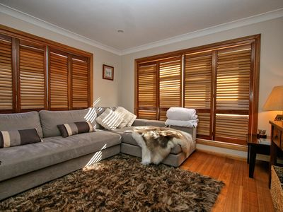 Photo for Chalet du Bubbles 3/63 Gippsland Street