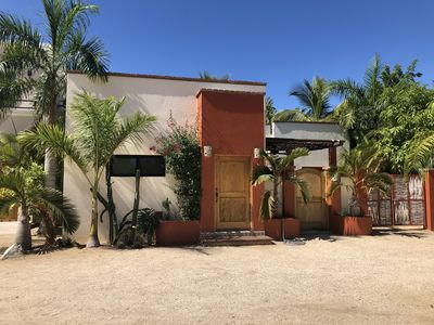 Photo for One bedroom casa conveniently located in downtown Los Barilles