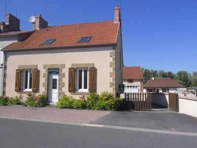 Photo for Gite Verneix, 3 bedrooms, 6 persons