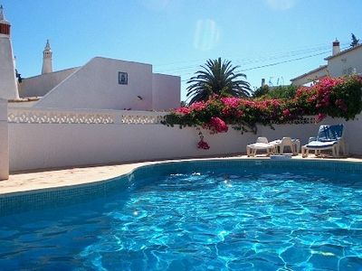 Photo for PRAIA DA LUZ - LAGOS SPACIOUS VILLA ON CLOSED GROUNDS WITH PRIVATE POOL