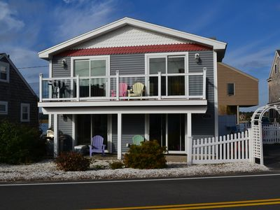 Photo for Fully Renovated Beach Rental Across the Street from Beautiful Wells Beach
